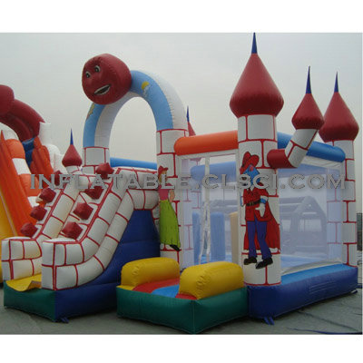 T2-2307 Inflatable Bouncer