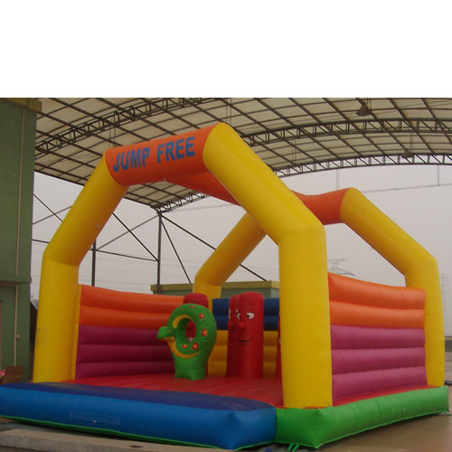 T2-2400 Inflatable Bouncers