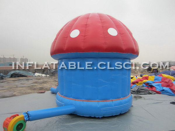 T2-2404 Inflatable Bouncers