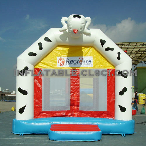 T2-2411 Inflatable Bouncers