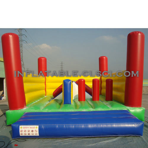 T2-2413Inflatable Bouncers
