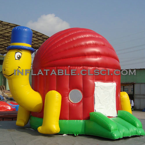 T2-2416 Inflatable Bouncers