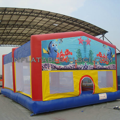 T2-2417 Inflatable Bouncers