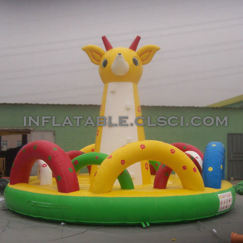 T2-2423 Inflatable Bouncers