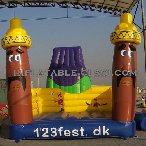 T2-2425 Inflatable Bouncers