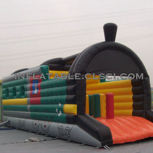 T2-2427 Inflatable Bouncers