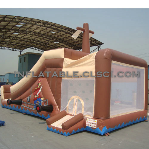 T2-2430 Inflatable Bouncers