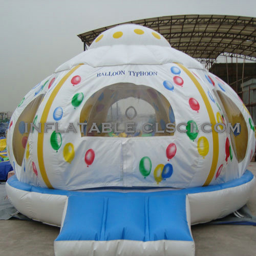 T2-2431 Inflatable Bouncers