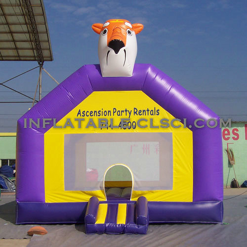 T2-2434 Inflatable Bouncers