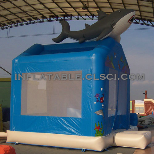 T2-2444 Inflatable Bouncers
