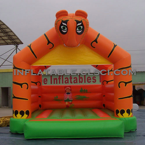 T2-2446 Inflatable Bouncers