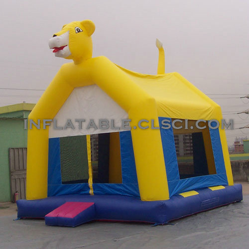 T2-2447 Inflatable Bouncers