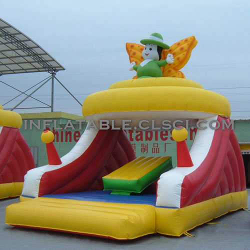 T2-2451 Inflatable Bouncers