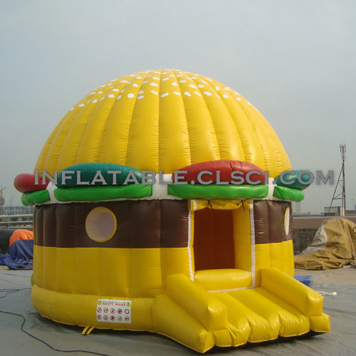 T2-2453 Inflatable Bouncers