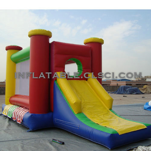 T2-2455 Inflatable Bouncers