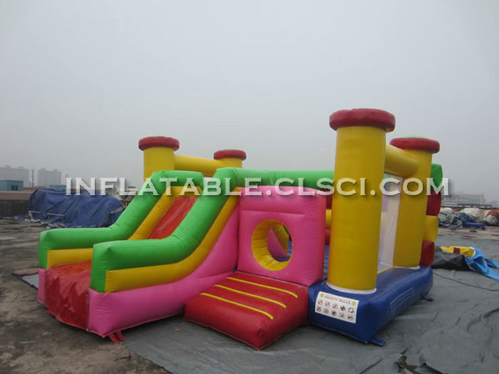 T2-2457 Inflatable bouncers