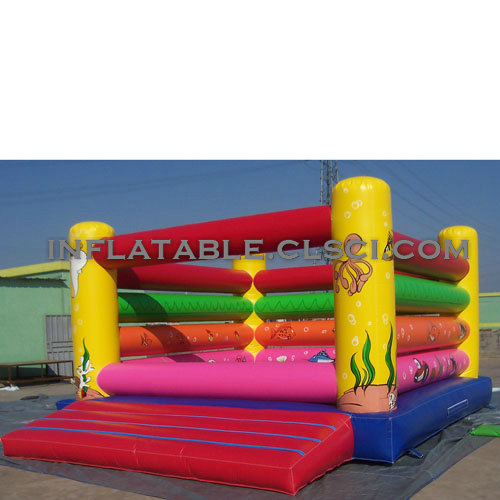 T2-2458 Inflatable Bouncers