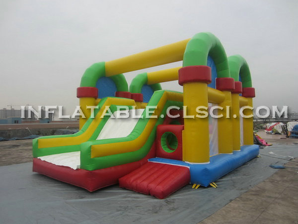 T2-2459 Inflatable Bouncers