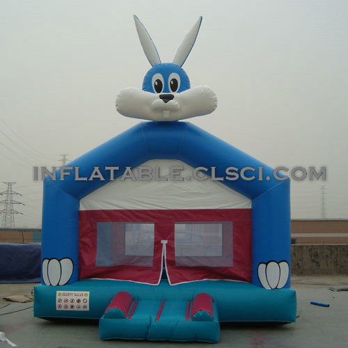 T2-2460 Inflatable Bouncers