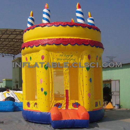 T2-2469 Inflatable Bouncers
