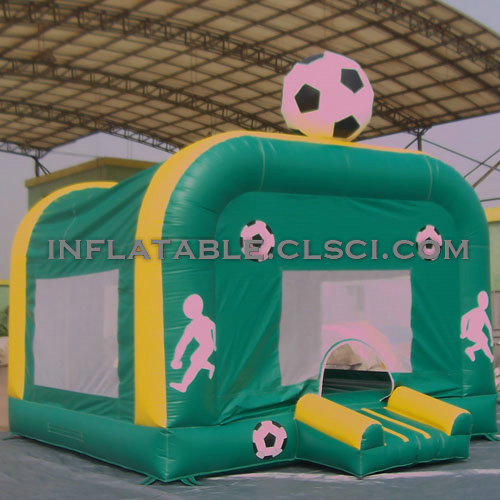 T2-2473 Inflatable Bouncers