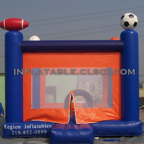 T2-2481 Inflatable Bouncers