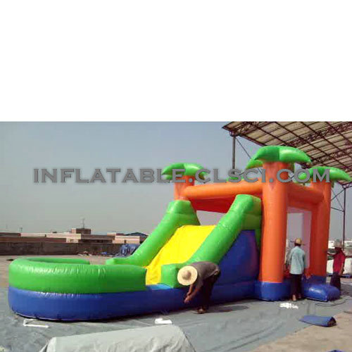 T2-2483 Inflatable Bouncers