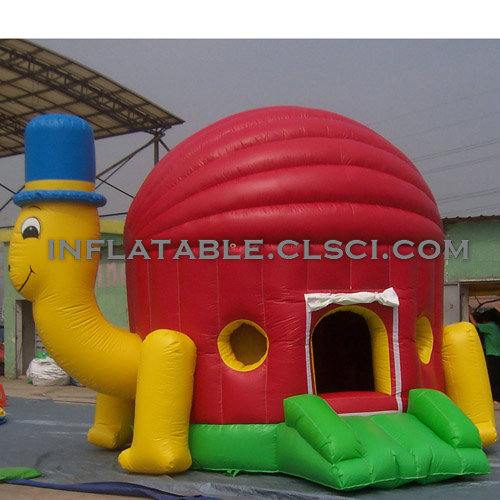 T2-2485 Inflatable Bouncers