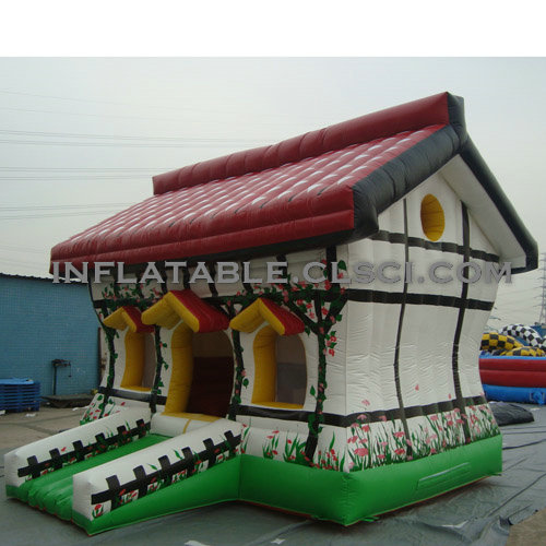 T2-2486 Inflatable Bouncers