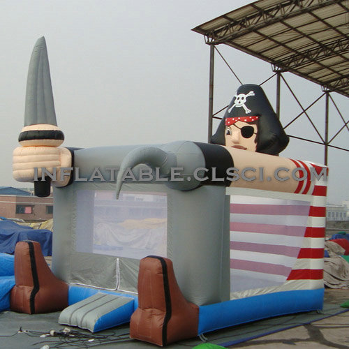 T2-2489 Inflatable Bouncers