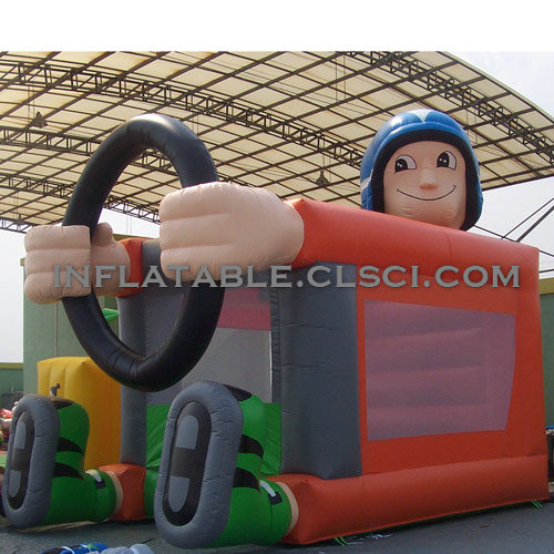 T2-2492 Inflatable Bouncers
