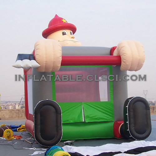 T2-2494 Inflatable Bouncers