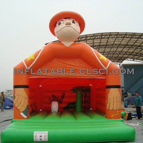 T2-2495 Inflatable Bouncers