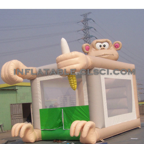 T2-2496 Inflatable Bouncers