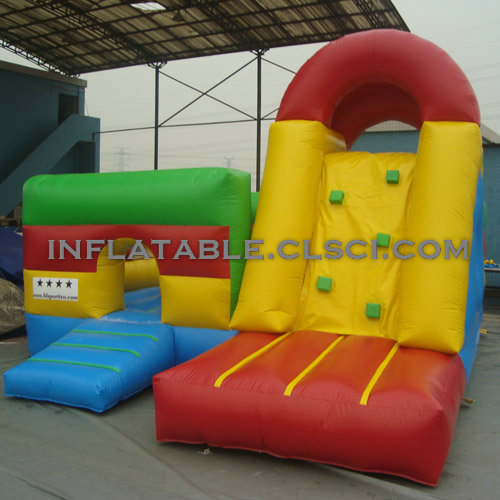 T2-2499 Inflatable Bouncers