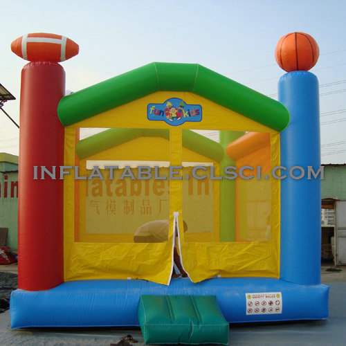 T2-2501 Inflatable Bouncers