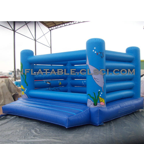 T2-2502 Inflatable Bouncers