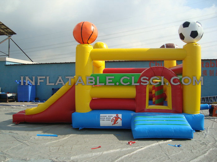 T2-2503 Inflatable Bouncers