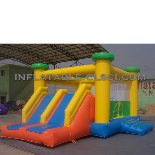 T2-2504 Inflatable Bouncers