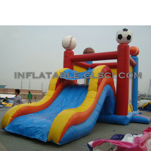T2-2506 Inflatable Bouncers