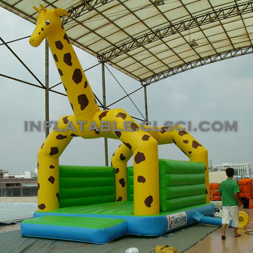 T2-2508 Inflatable Bouncers
