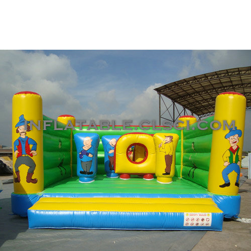 T2-2509 Inflatable Bouncers