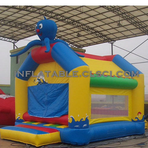 T2-2513 Inflatable Bouncers