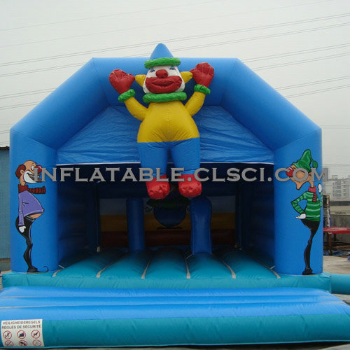 T2-2516 Inflatable Bouncers