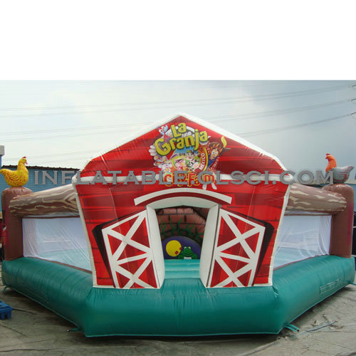 T2-2518 Inflatable Bouncers
