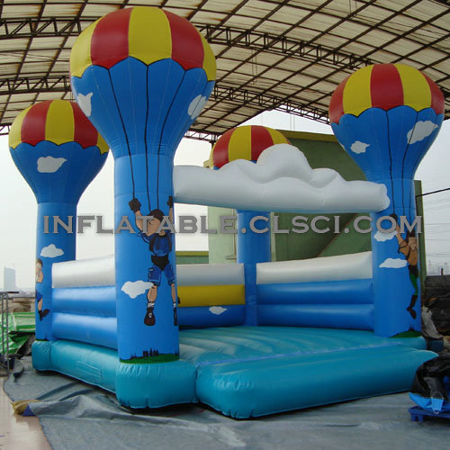 T2-2525 Inflatable Bouncers