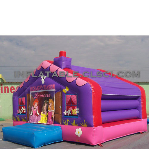 T2-2527 Inflatable Bouncers