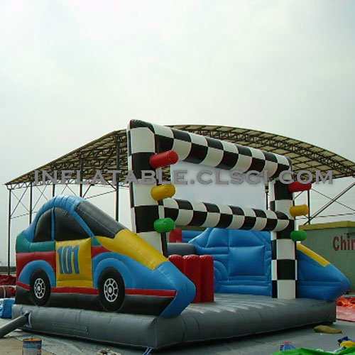 T2-2528 Inflatable Bouncers