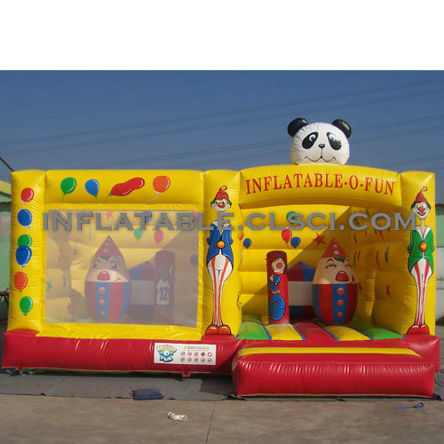 T2-2529 Inflatable Bouncers