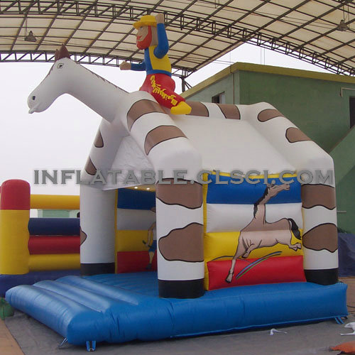 T2-2530 Inflatable Bouncers